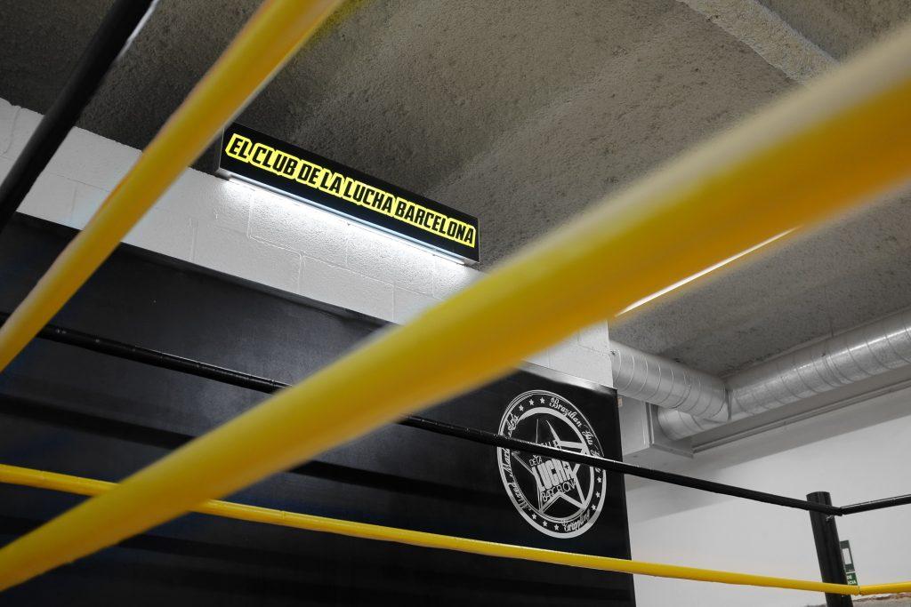 Boxing gym Barcelona