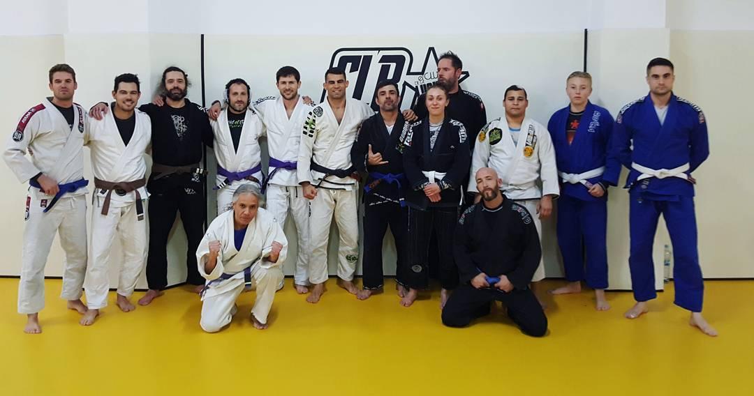 Brazilian Jiu Jitsu Barcelona.