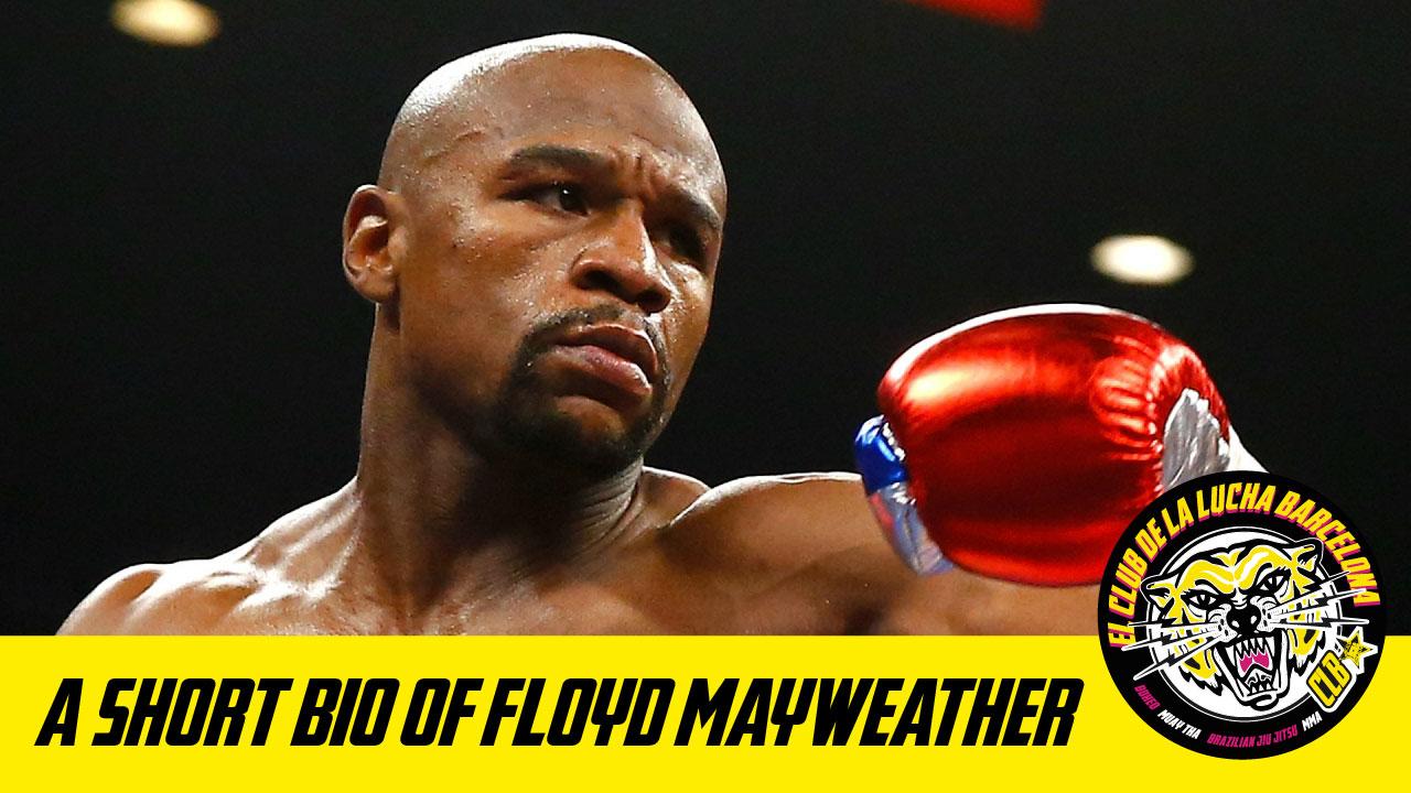 A Short Bio of Floyd Mayweather