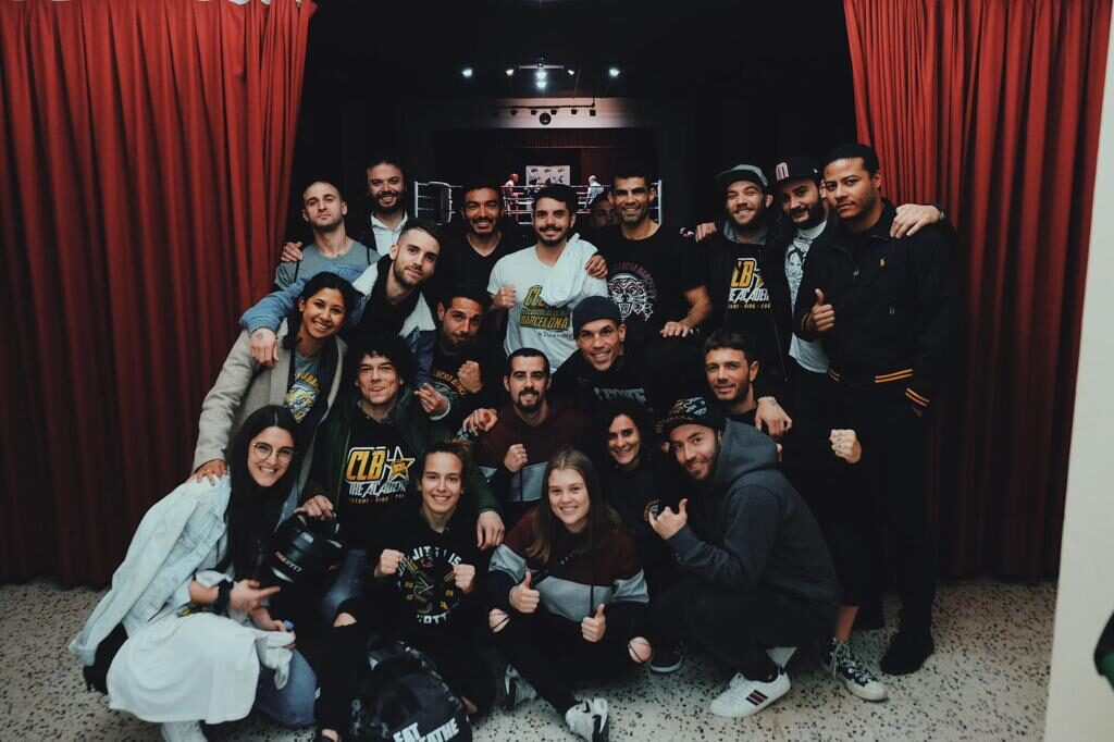 Gimnasio de Boxeo Barcelona