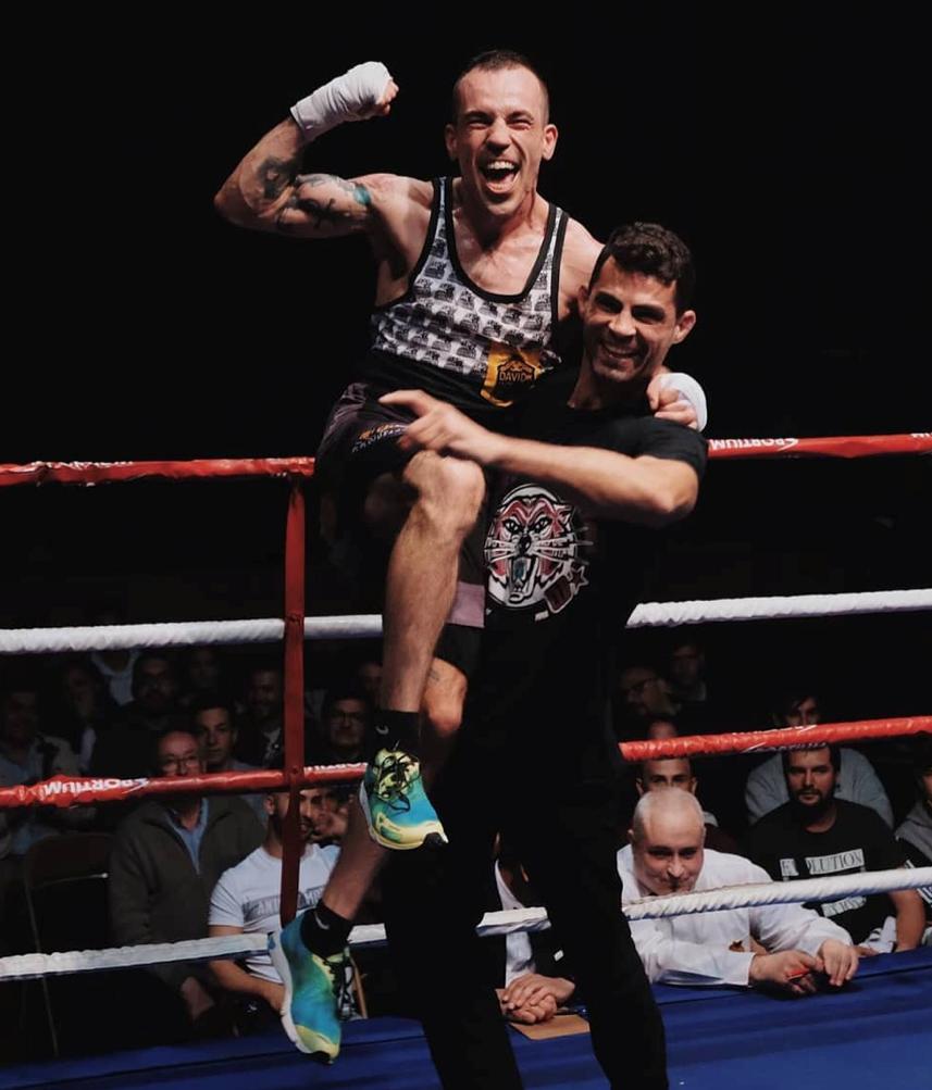 Gimnasio Boxeo Barcelona