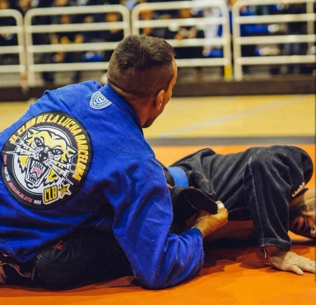 Palestra di arti marziali e sport da combattimento