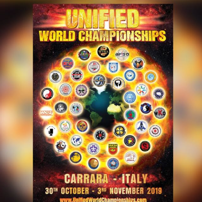 World Championships Carrara Kick Boxing Muay Thai