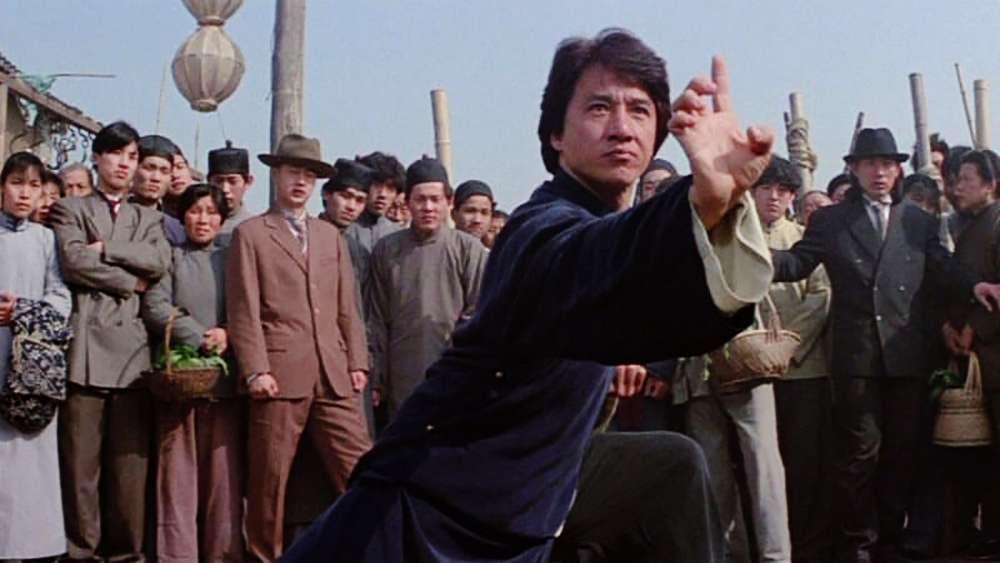 Jackie Chan en netflix.