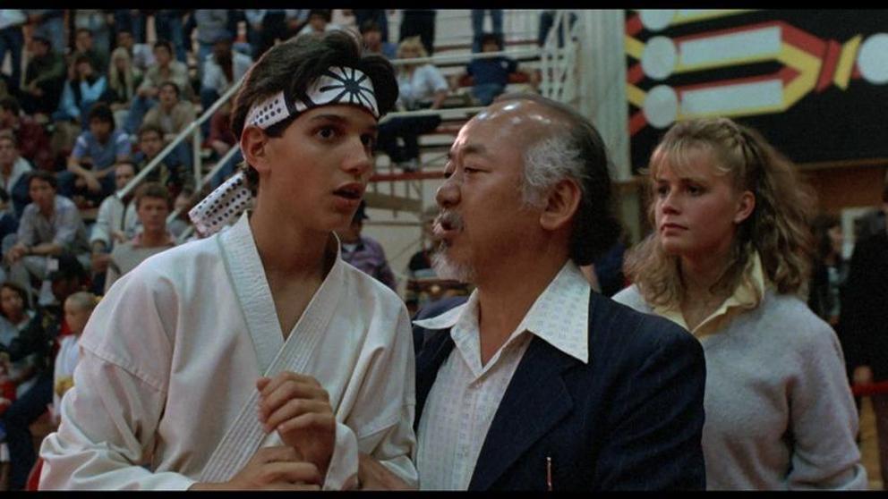 Karate Kid película.