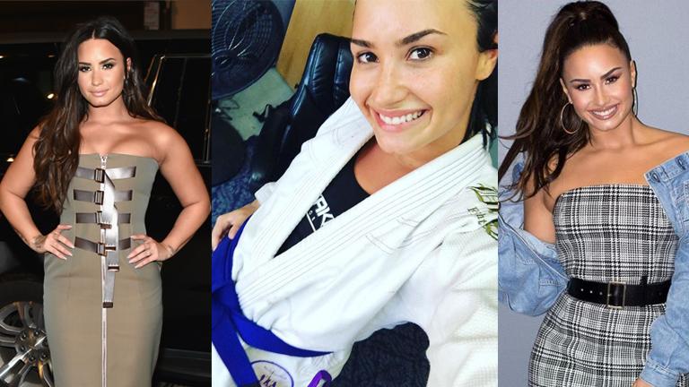 Demi Lovatos Brazilian Jiu Jitsu