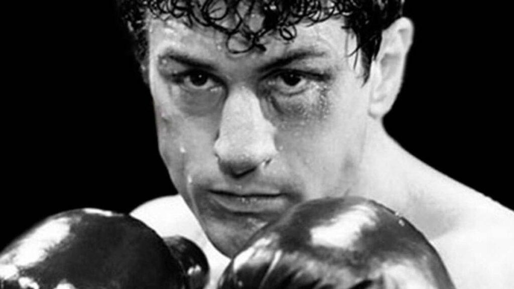 Robert de Niro. Toro Salvaje. Entrena Boxeo Barcelona.